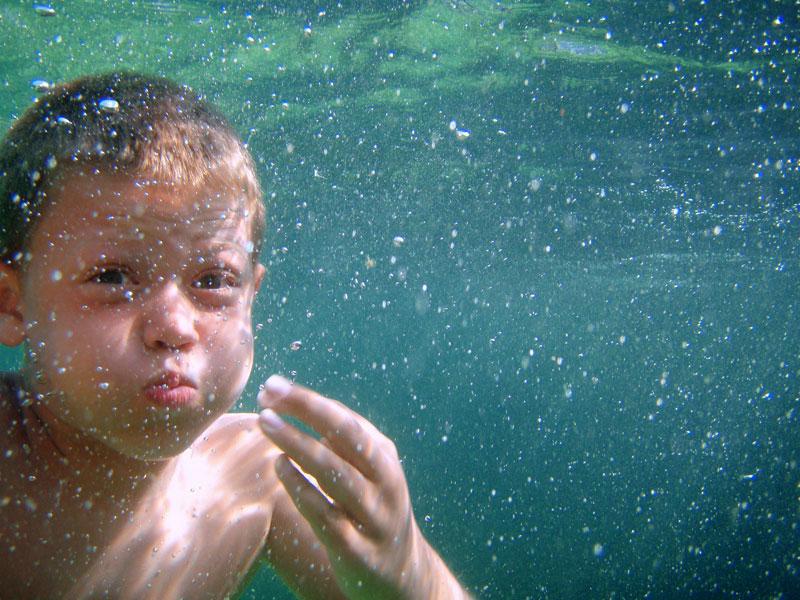 Plivanje se preporučuje od najranijeg uzrasta