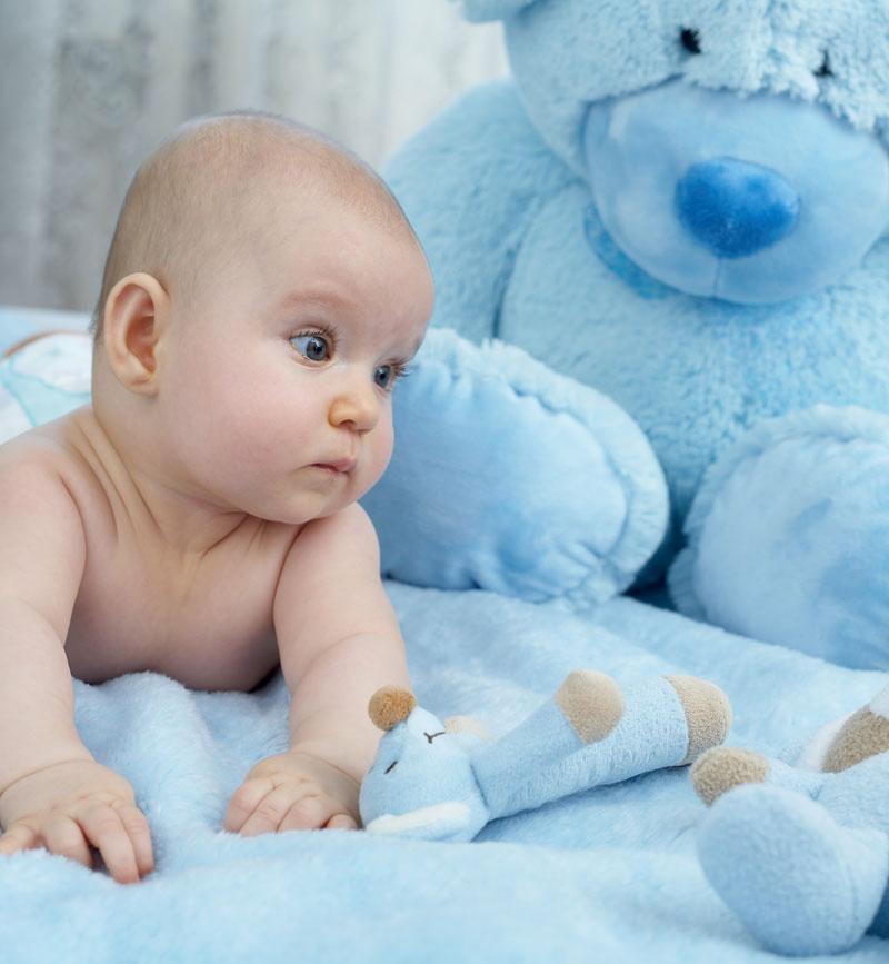 Temenjača izaziva uznemirenost kod bebe