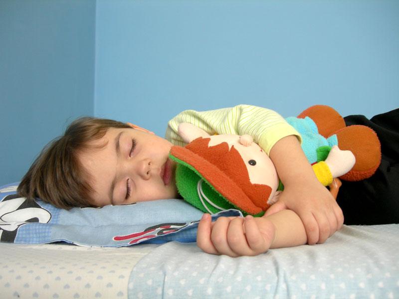 Spavanje i dete od 3-6 godina