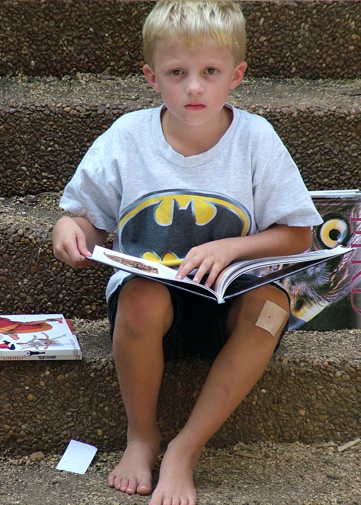 Igranje ili knjiga pre polaska u školu