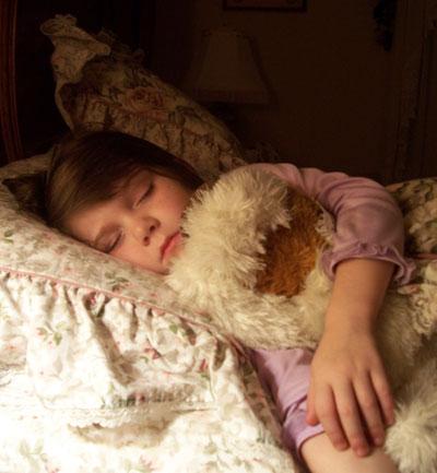 Spavanje u uzrastu od 6-10 godina