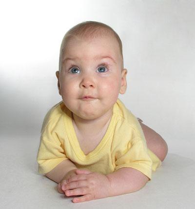 ojed kod beba