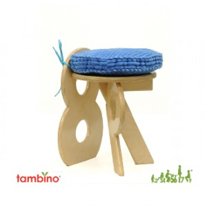 plava tabmino stolica