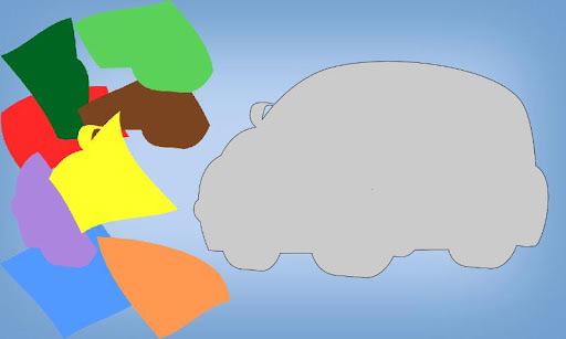Slagalica za decu - Kids Preschool Puzzle Lite