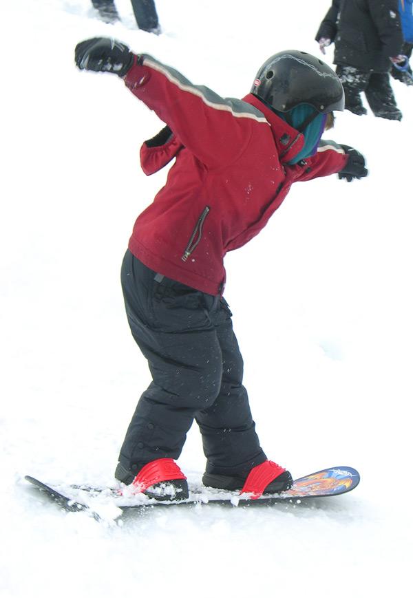 Deca i skijanje, kako i kada?