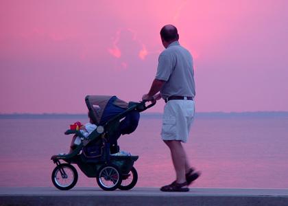 Otac jedna od najvažnijih figura u devojčicinom životu
