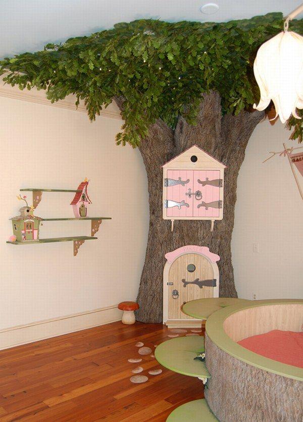 Dečija soba za male vile 7