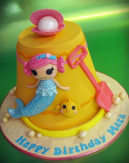 Rođendanske torte za leto