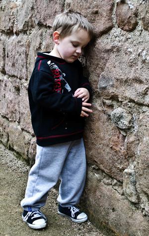 Stidljivost u ranom detinjstvu
