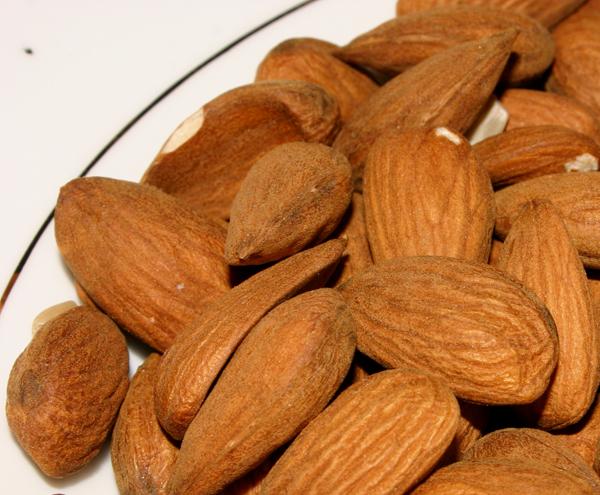 Zdrava hrana za trudnice - 15 sjajnih namirnica - bademi