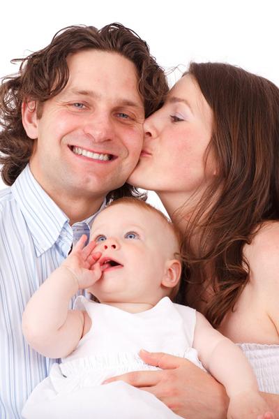 Šta dete uči iz vaše veze sa partnerom?