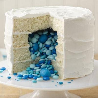 Rođendanska torta za leto