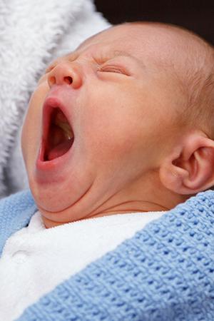 Grčevi kod beba