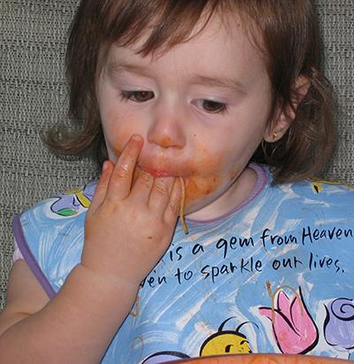 Zašto su mala deca probirljiva u hrani?