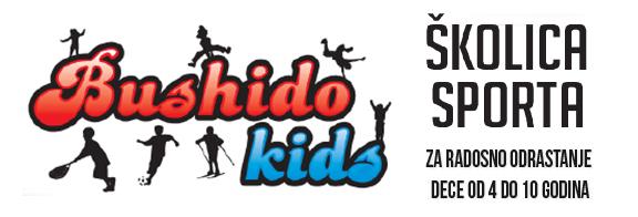 Bushido kids školica sporta