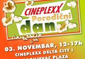 Cineplexx porodični dan
