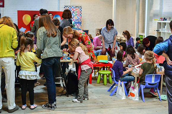 Mikser kids market