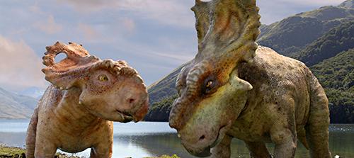 Šetnja sa dinosaurusima 3D