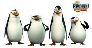 Pingvini sa madagaskara 2