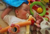 Igračke za bebu od 0-3 meseca