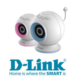 bebi monitor d-link DCS-825L