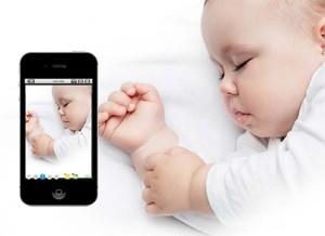 Bežična baby kamera D-link DCS-825L