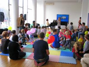"""Koncerti za bebe """"Baby Artysh"""""""