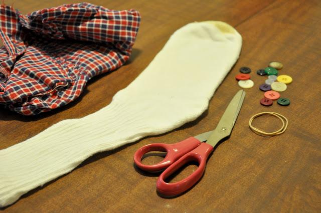 Sneško Belić od čarape