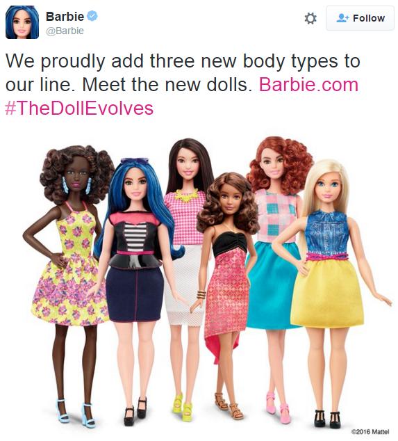 Barbie lutke nova kolekcija