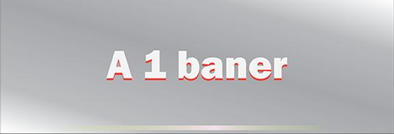 Banner pozicija A1