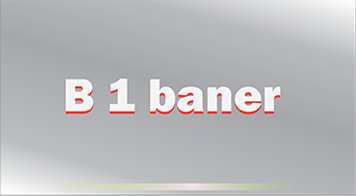 Banner pozicija B1
