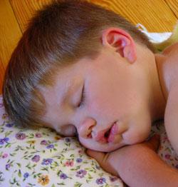 Dete i spavanje u uzrastu od 1-3 godine