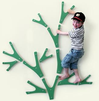 sobno drvo za penjanje