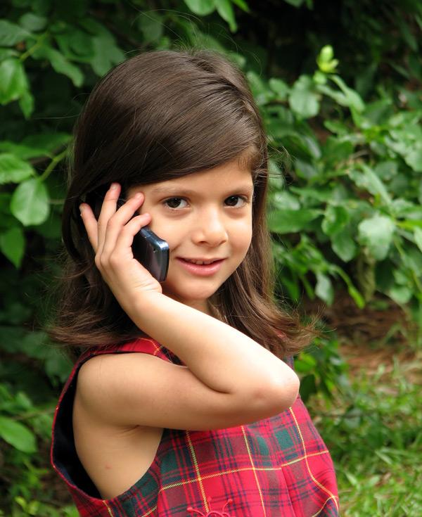 Uticaj mobilnih telefona na decu