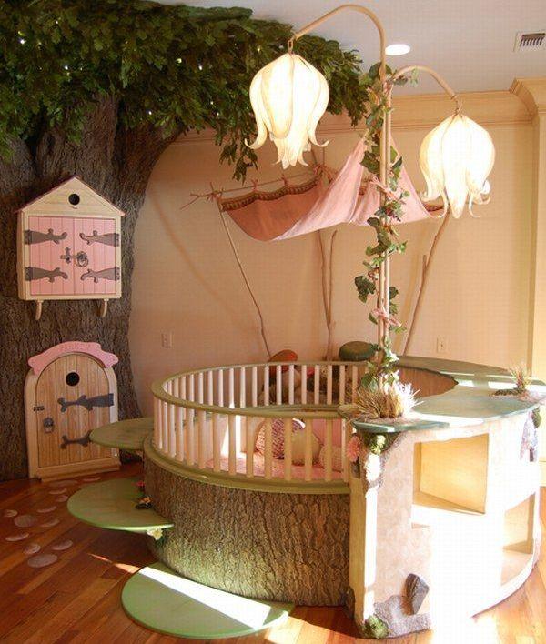 Dečija soba za male vile 1