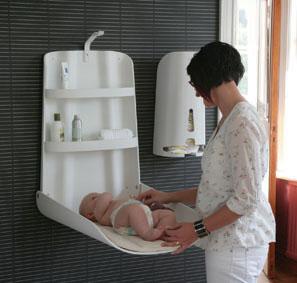 previjanje bebe
