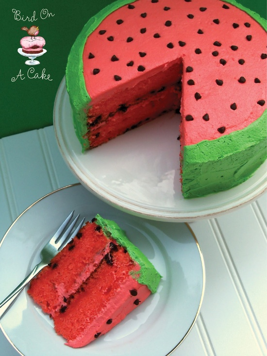 rodjendanske torte lubenica