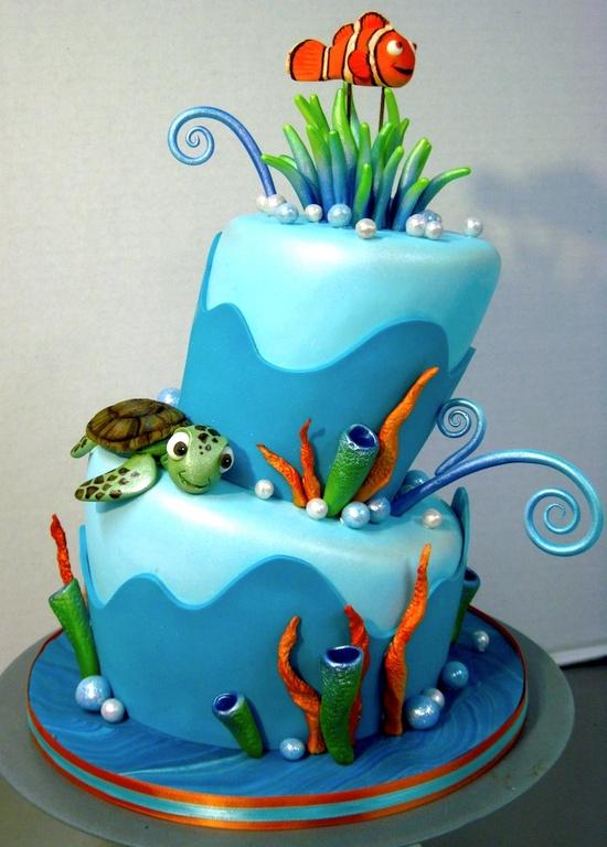 rodjendanske torte nemo