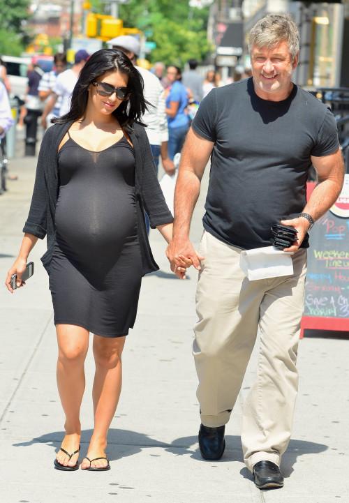 Alek Boldvin čeka bebu
